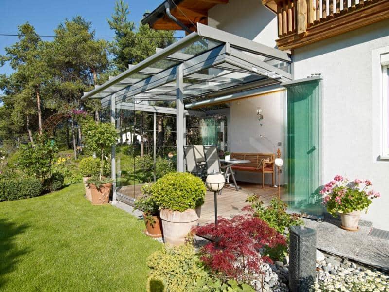 glashaus glasdach behrens rolladen und. Black Bedroom Furniture Sets. Home Design Ideas